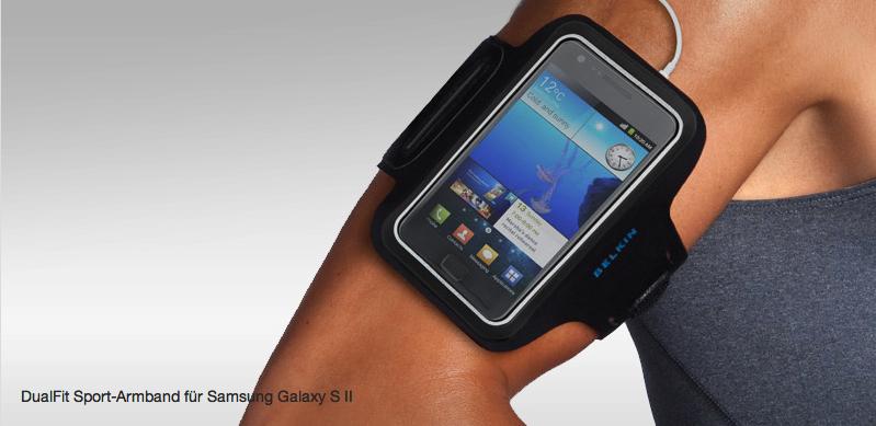 Sport Armband für Samsung Galaxy