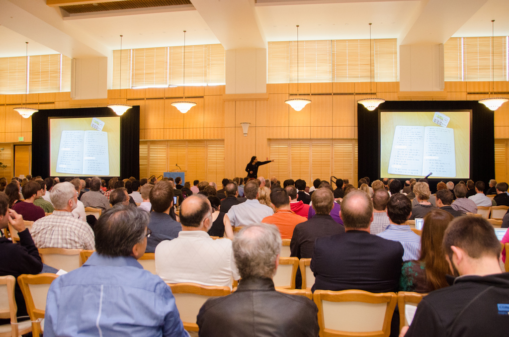 Konferenzraum in der Stanford University