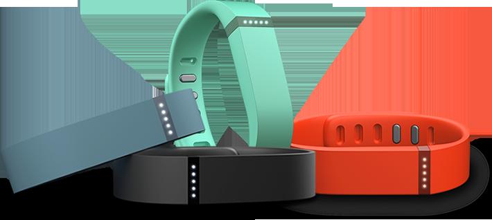 Aktivitäts-Tracker Fitbit Flex