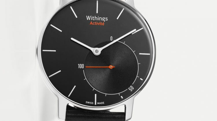 Withings Activity Tracker Activité