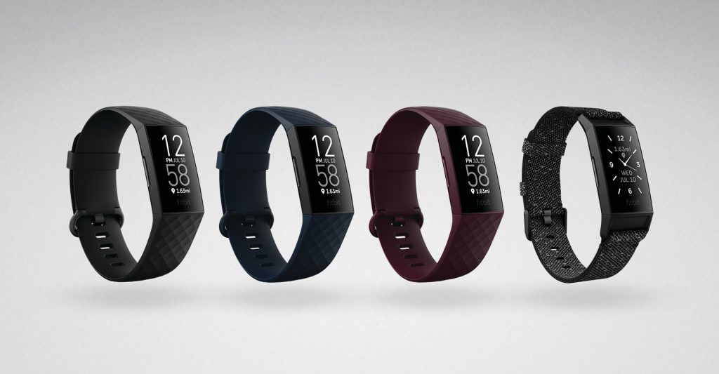 Fitness-Tracker Fitbit Charage 4