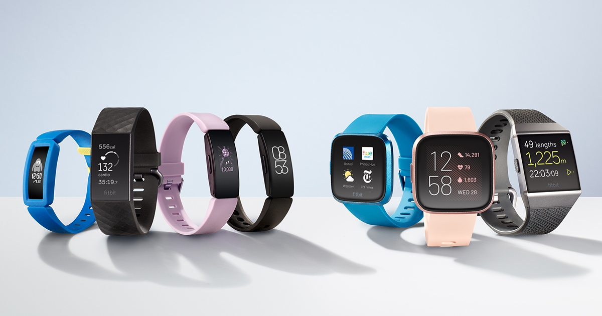 Fitbit Modelle