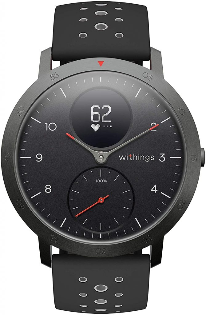 Fitness-Tracker Withings Steel HR